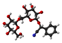 molekula vitamínu B17